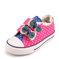 2014 shoes Expert skills shoes single shoes female child canvas shoes  spring princess