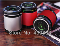 Free Shipping by DHL Wholesale 5 pcs/lot iKanoo F88 Bluetooth Wireless Portable Speaker for iPhone Samsung Galaxy Sony Phones