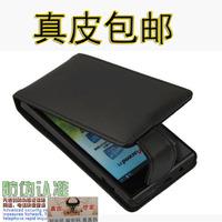 Huawei Ascend P1 U9200 Case,New Hight Quality Cowboy Genuine Filp Leather Cover Case Huawei Ascend P1 U9200 Free Shipping