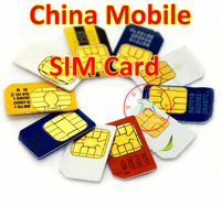 3G China Mobile SIM card with TD-SCDMA mode for Taobao Tmall register support International roaming service save your money