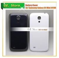Original Replacement S4 MINI i9190 Back Cover Battery Door Housing for Samsung Galaxy SIV S4 mini i9190 Repair Parts Freeshiping