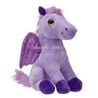 Original Disny Princess Sofia the First Purple Cuddly Royal Friends Minimus Flying Horse Plush toy Stuffed toys dolls for girls