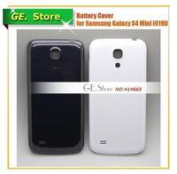 10 Pcs/lot Original Replacement S4 MINI Back Cover Battery Door for Samsung Galaxy SIV S4 mini i9190 Housing Repair Parts
