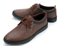 Free shipping,summer, Men, hollow, hole shoes,breathable, casual,  sandals
