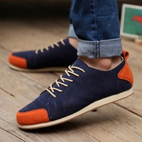 The new trend of spring 2014 gommini men loafers fashion popular breathable casual shoes all-match shoes