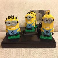 LOZ diamond blocks  building toys  enlighten blocks for children gift free shipping
