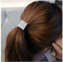 rhinestone hair tie price