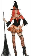 wholesale orange costume