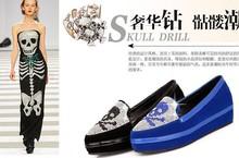 popular skull toes