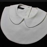 2014 Hot sales new Fashion chiffon false shirt collar peter pan collar all-match sweater decoration collars female