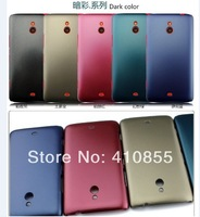 Luxury Gorgeous Dark Color Hard PC Matte Back Case For Nokia Lumia 1320, mix color accept, 100pcs/L DHL Freeshipping