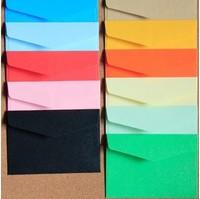 Vintage  mini-series Multicolor small decorative colorful envelopes 117*82mm personality/120pcs/set/ free shipping