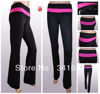 Free Shipping 2013 new style Wholesale retail LULULEMON pants Cheap lulu lemon yoga pants tna lululemon wunder under pants