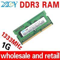 wholesale notebook memory DDR3 1GB RAM laptop ddr3 ram DDR3 1333MHZ SODIMM 204 Pin