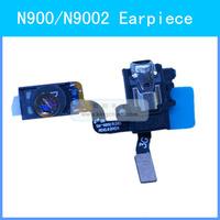 For Samsung N900 N9002 Ear Speaker Earpiece Earphone Audio Jack Port Flex Cable (10pcs/lot)