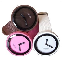 Classic personality needle watch scale concept watch women's watch brief fashion quartz watch