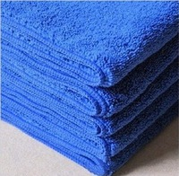 Free Shipping High Absorption Quick Drying Microfiber Towel use at home hotel traveling 30X30cm 10pcs Christmas gift