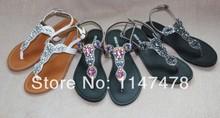 wholesale sheepskin sandals