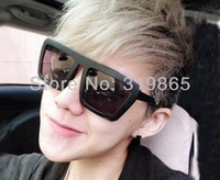 New in 2014  women sunglasses men sunglasses unisex top quality sex sport candy color fashion model Acrylic lens