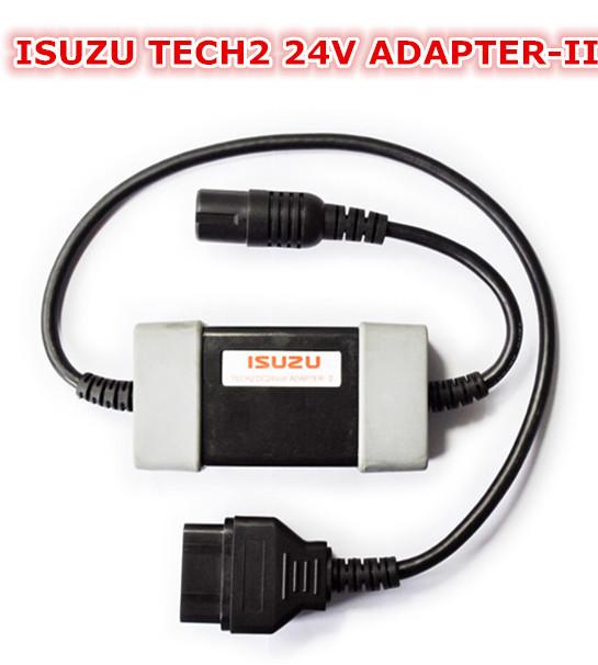 Средства для диагностики для авто и мото ISUZU TECH2 24V /2 комплект шнуров для диагностики авто