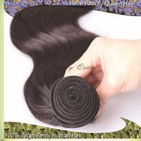Beauty Queen Hair Products Body Wave Cheap Unprocessed Brazilian Virgin Hair Weave Wavy Human Hair 4pcs/lot 12-26 inch Free DHL
