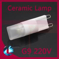 10X G9 3W Ceramic High Power LED COB Corn Light Bulb Spotlight Cool/Warm White Lamp 220V 110V for Home Chandelier Lighting
