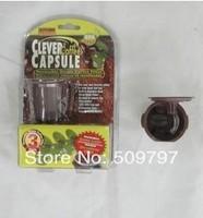 Free Shipping Clever Coffee Capsule Reuseable Single Coffee Filter Keurig K CUP k-cup 1packge=3PCS