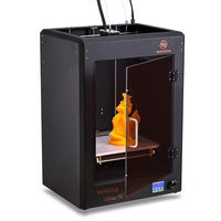 Made In China 3D Printer,MINGDA 3D Printer large building size 300*200*360 mm,3D printing machine,3D printer for Jewelry