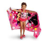 Retail / New 2014 young girl swimwear minnie mouse swimwear 1 piece swimsuit free shipping YYN-M01