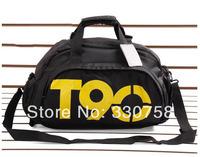 New T90 Outdoor Sports Travel Bags With Shoes Pocket School Students Backpack For Men Women Unisex Messenger Shoulder Duddle Bag