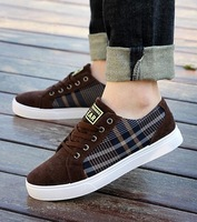 Spring 2014 men sneakers student breathable canvas shoes single British male han edition tide men's casual shoes