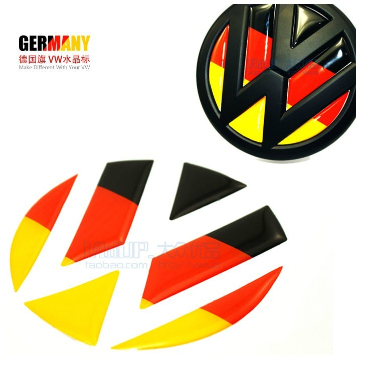 Golf Car Logo Golf Car Stickers Epoxy