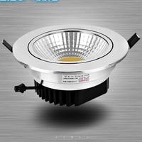 Free shipping New 10w LED COB spotlight led ceiling light