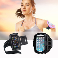 GYM Running Armband Case Arm Belt for iPhone 5s Armband Arm Bag Sportband via HK normal post no tracking number