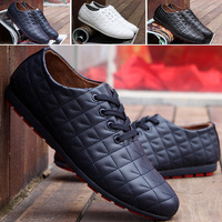 2014 sneakers men casual leather shoes gommini super-fibre loafers single shoes Free shipping