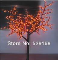 High Quality 1296LEDs 2.2M/7.2ft  High 1.8Width LED Cherry blossom Tree Lights LED christmas Trees  DHL/Fedex Free Shipping