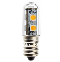 Free ship via China post 220~240v SMD5050 E14 2W LED Small Mini Bulb Lights Led High reliability HOT SALE!