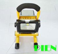 10W 20W 30W led work light portable rechargeable flood spot lighting emergency kit 110-240V CE&ROHS by DHL 10pcs/lot