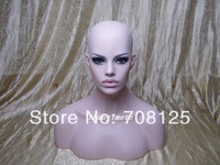 Mannequin Head Bust For Wig And Hat Display