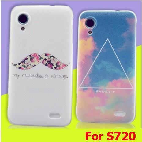 ... para lenovo s720 smartphone libre película protectora de pantalla