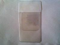 Medical transparent pencil case pencil case white coat pencil case pen bag drug gift