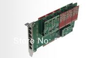 Hot sale 24 ports  PCI-Express asterisk fxo fxs card,elastix card, trixbox card,Freeswitch pbx,TDM800P/AEX800/TDM2400P/AEX2400