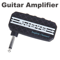 JOYO JA-03 Mini Guitar Amplifier Amp Pocket Powerful English Channel Sound