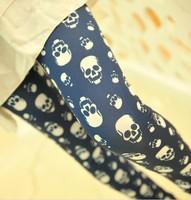 FREE SHIPPING new dress 2014 small skulls cotton nine minutes of pants leggings fashion