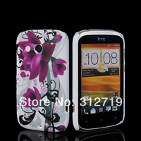 20pcs free shipping  Hot Hard Phone Protective Smart Glossy Case Cover Perfect For Huawei Ascend G610