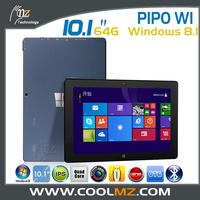 "Original Pipo Work W1 Windows 8.1 Intel Baytrail T Quad Core 1.8GHz Tablet PC 10.1"" IPS 1280x800 2GB RAM 64GB HDMI OTG"