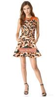 2014 new fashion,temperament,elegant,Bohemian style,Brazil style,Printing,atmosphere,slim,waist dress,plus size,free shipping