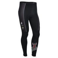 tour DE France 2013 team cycle pants trousers Winter Fleece Thermal straps Cycling bike Full Length stretch tight biking Wear