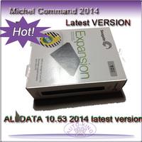 Original Brand New hard Disk with 1000GB   2014 ALLDATA 10.53 + Mitchell 2014 + Autodata3.38+ELSA+B.osch ESI+Vivid+ECm
