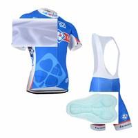 Hot sale!/New Arrival/2014 FDJ Short Sleeve Cycling Jerseys+bib shorts (or shorts)/Cycling Suit /Cycling Wear/-S14FD01